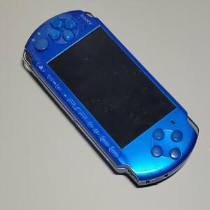 PSP-3000 ブルー プレイステーションポータブル