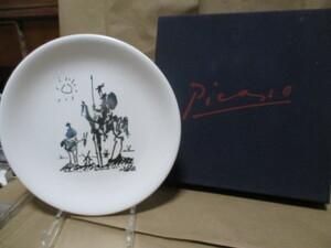 ピカソ 飾り皿  共箱 L49-2
