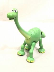 ■タカラトミー《美品》アーロと少年♪ダイノRCアーロ 緑恐竜/N3