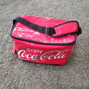新品・未使用コカ・コーラ クーラーバッグ 保冷バッグ クーラーボックス スポーツバッグ