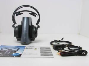 美品・ONKYO 2.4GHz 5.1chデジタルワイヤレスヘッドホン MHP-AV1