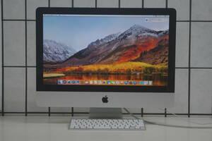 iMac A1311 MC309J/A (21.5-inch, Late 2011) CPU 2.5GHz Core i5 メモリ4GB AMD Radeon HD 6750M MacOS High Sierra 10.13.6