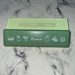 中国コスメ LAMEILA アイシャドウパレット 8色