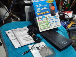 I・O DATA 無線LANルーター WN-G300GR 送料無料