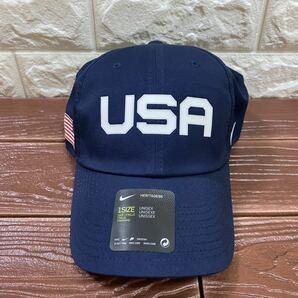 新品 ナイキ NIKE USA ヘリテージ86 キャップ アメリカ USA バスケットボールキャップ