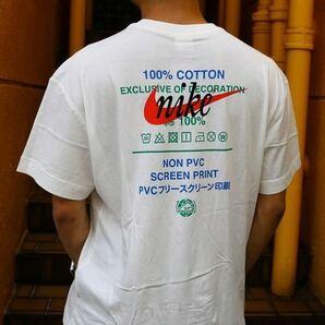 新品 定価4400円 Lサイズ NIKE ナイキ NSW メンズ 半袖 Tシャツ SPORTS HERITAGE PACK 白