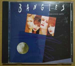 BANGLES GREATEST HITS 旧規格国内盤中古CD バングルス グレイテスト・ヒッツ ベスト best SRCS9283