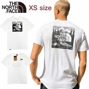 ノースフェイス Tシャツ レッドボックス 半袖 NF0A2ZXE ホワイト XSサイズ THE NORTH FACE S/S REDBOX CELEBRATION TEE 新品