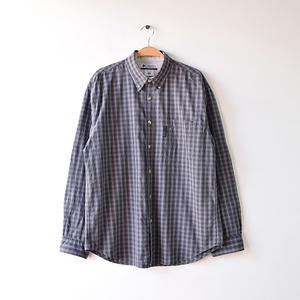 【送料無料】コロンビア アウトドア コットン 長袖シャツ BDシャツ メンズM Columbia アメカジ USA アメリカ古着 CA0278