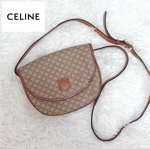 CELINE セリーヌ OLDCELINE オールドセリーヌ ショルダーバッグ ブラゾン ヴィンテージ ビンテージ vintage レトロ クラシカル PVC