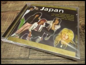 N893 ② 送料無料 新品 70年代 80年代 JAPAN ジャパン THE BEST OF JAPAN ベストオブジャパン アルバム CD ニューウェーブ ポストパンク