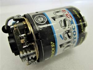 当時もの 動作品 アトラス ATLAS モーター スプラッシュ ストック 23 MOD 1/10 RCカー R/C ラジコン / タミヤ 京商 HPI ヨコモ H