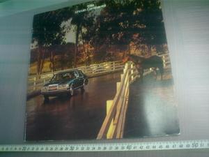 売り切り・♪海外版・英字・1986年・フォード・リンカーンリムジン・カタログ・パンフレット・旧車・当時物レトロカー・アメ車