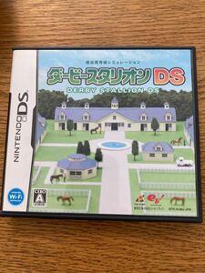ニンテンドー DSソフト ダービースタリオンDS