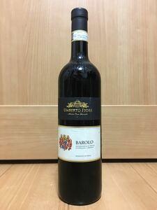 赤ワイン ピエモンテ バローロ ウンベルト・フィオーレ 2016年 イタリア ピエモンテ 赤ワイン フルボディ 750ml