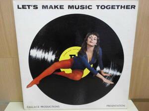 *【LP】LET'S MAKE MUSIC TOGETHER / FAILLACE PRODUCTIONS(輸入盤)EL-5-1752