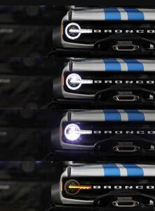 送料無料 新品未開封 トラクサス traxxas trx4 trx-4 bronco 2021 ブロンコ 専用 LEDライトキット LEDコントロールユニット