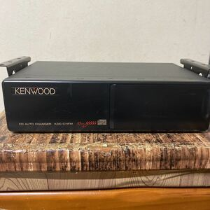 KENWOOD CD AUTO CHANGER KDC-C11FM 10DISC  работа  Не  проверка     продаю как не рабочий