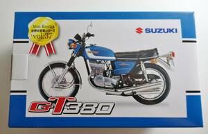 【送料無料】 未使用 レッドバロン SUZUKI スズキ GT380 世界の名車シリーズ No.37