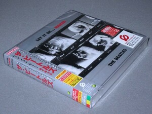 THE BEATLES『LET IT BE... NAKED』2CD ☆新品未開封