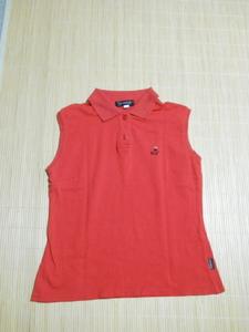 C.aujard  袖なしポロシャツ 38