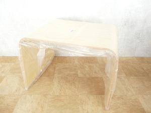 新品未使用 キコリのテーブル TB-KK 480x300x358mm ヤトミ 2020年製 子供用テーブル/F2-931429