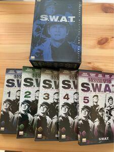 特別狙撃隊 S.W.A.T. DVDボックス〈3000セット限定生産・5枚組〉