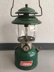希少 コールマン ランタン 200A700 Green lantern 1983年5月製造 lantern coleman 現状品 当時物 アメリカ ビンテージ 点灯確認済み