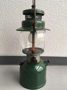 コールマン coleman ランタン lantern 242C 1945年1月製造 現状品 当時物 アメリカ ビンテージ 点灯確認済 ブラスタンク 242 243