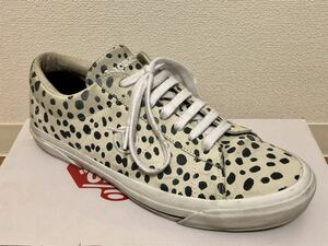 Supreme Vans Sid Pro Dalmatian ダルメシアン! wtaps verdy palace chaos fishing club the north face