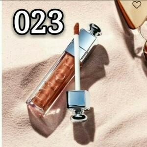 ディオール 2021 サマーコレクションアディクト リップ マキシマイザー 023 限定品 新品未使用 ギフトバッグ付き