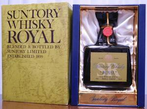 ★古酒☆ サントリー ローヤル SR 720ml 43% 特級 ☆送料無料☆ Suntory Whisky ROYAL SR ★