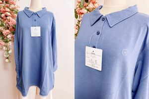 FG930*5L 大きいサイズ ポロシャツ デイリー シンプル