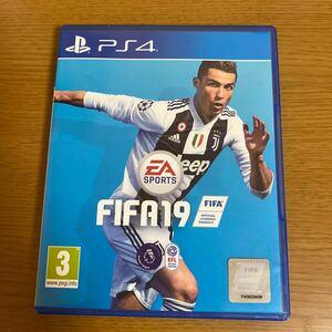 【PS4】FIFA19 海外版