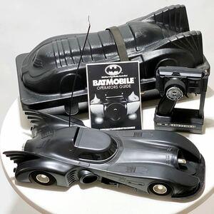 超希少 リッチマントイズ社 1/10 1989年型バットモービル RC 専用ケース付