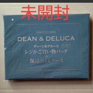 DEAN & DELUCA レジカゴバッグ&保冷ボトル