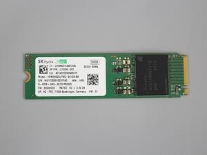 ●送料無料 累計使用時間224H hynix HFM256GDJTNG■M.2 NVMe 256GB SSD 2280動作確認済み