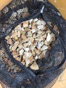 【大型水槽専門・なら水槽マニア】水質浄化『ゼオライト鉱石』中古品入荷!海水・淡水OK!《5Kg 》『送料着払い発送』のみ対応。