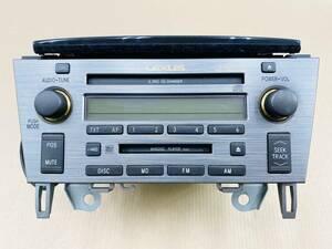 S210818-0123 レクサス SC430 UZZ40 純正 マークレビンソン CD MD 6連奏 CDチェンジャー 86120-24440 (8) LEXUS ソアラ 後期