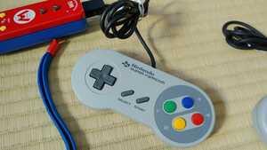 WiiU Wii スーパーファミコン クラシックコントローラ  任天堂純正品