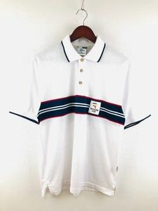希少 Sydney 2000 シドニーオリンピック2000 メンズ 半袖 ポロシャツ ホワイト オフィシャルグッズ 公式グッズ 五輪 限定品 Sサイズ