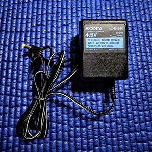 SONY ACアダプター 4.5V 500mA AC-ES455