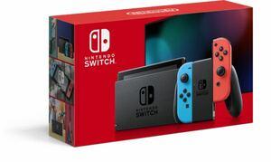 Nintendo Switch 本体 ネオン