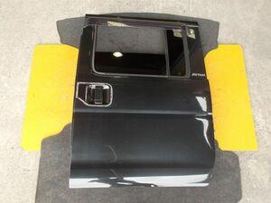 ダイハツ アトレーワゴン カスタムターボ RS リミテッド S321G - リアドア 助手席側(L・左)パワースライド 黒 ブラック - 488-084-F