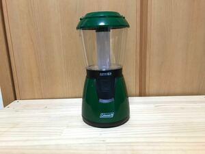 コールマン CPX6 シングルチューブランタン2 グリーンブラック 白色 LED 調光 ライト ランタン 電池式 Coleman