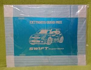 【送料無料】★☆TAMIYA GRAND PRIX SWIFT Super 1600 激レア アルミセッティングボード 未開封 タミヤ スイフト Mシャーシ M01M03M05M07