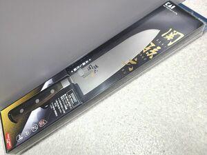 未開封 貝印 関孫六 5000ST 三徳包丁 165mm ステンレス 日本製