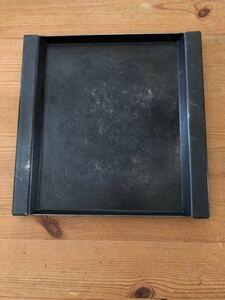 ユニフレーム(UNIFLAME) ファイアグリル用 エンボス鉄板