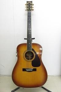 ヤマハ YAMAHA ギター エレアコ L-5ES Lシリーズ ハードケース付き 現状品 〇YR-05299〇