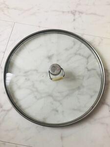 鍋フタ ガラス製